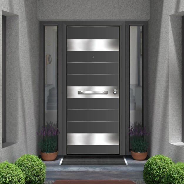 πορτες ασφαλείας protalumil κερατσίνι, Θωρακισμένες Πόρτες